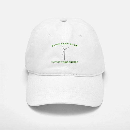 Support Wind Energy - Cap