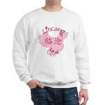 Lincang Girl Sweatshirt