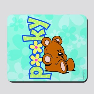 Simply Pooky Mousepad