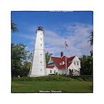 North Point Lighthouse Queen Duvet