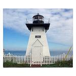 Olcott Lighthouse King Duvet
