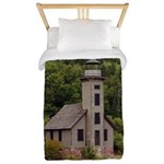 Grand Island East Channel Twin Duvet Cover