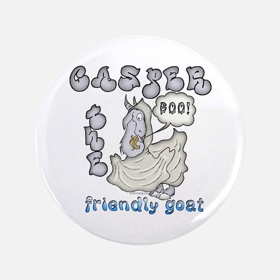 "Casper Goat 3.5"" Button"