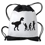 Evolution Drawstring Bag