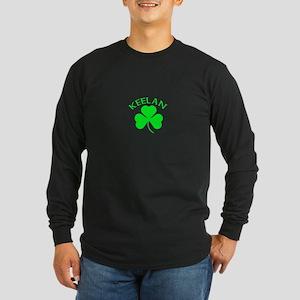 Keelan Long Sleeve Dark T-Shirt