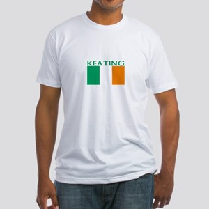 Keating Fitted T-Shirt