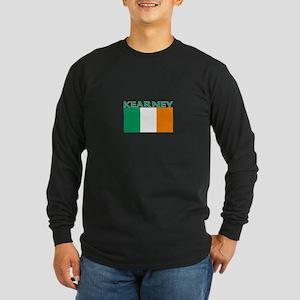 Kearney Long Sleeve Dark T-Shirt