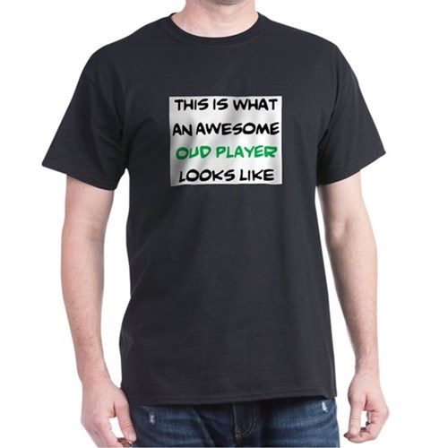awesome oud player T-Shirt