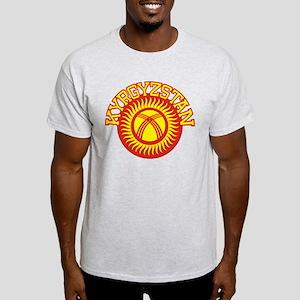 Kyrgyzstan Latin Light T-Shirt