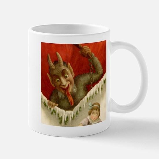 Halloween Krampus Devil Christmas Coffee Mug