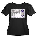 Arcane Radio Plus Size T-Shirt