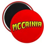 McCainia Magnet