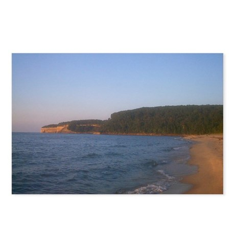 Miner's Beach Postcards (Package of 8)