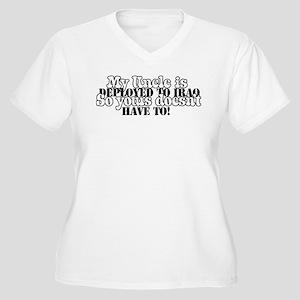pboyuncle Plus Size T-Shirt