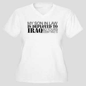 HAVETOO Plus Size T-Shirt