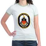 USS ESTOCIN Jr. Ringer T-Shirt