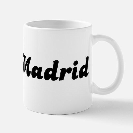 Mrs. Madrid Mug