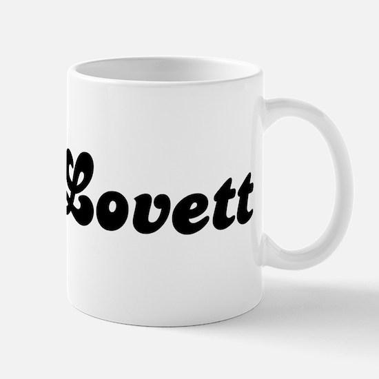 Mrs. Lovett Mug