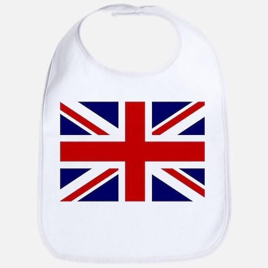 Union Jack/UK Flag Bib