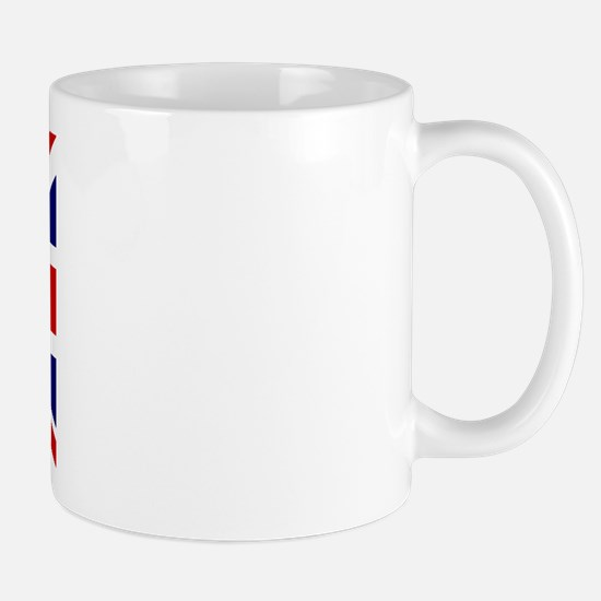 Union Jack/UK Flag Mug