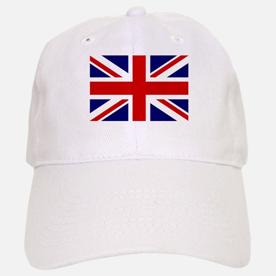 Union Jack/UK Flag Baseball Baseball Cap