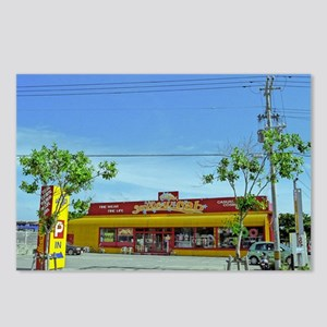 Yellow Cab Postcards (Package of 8)