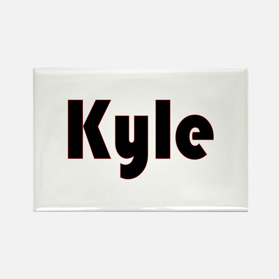 Kyle Rectangle Magnet (100 pack)