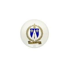 DUBAY Family Crest Mini Button (10 pack)