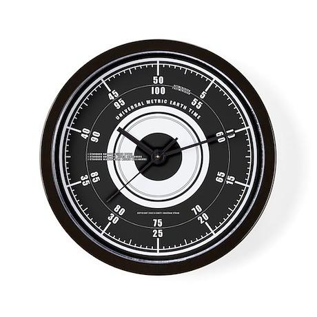 The Universal Metric Earth Time Clock