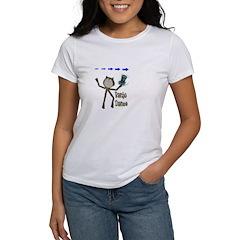 Banjo Dance Women's T-Shirt
