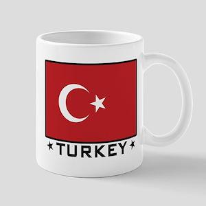 Flag of Turkey Mug