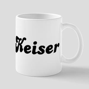 Mrs. Keiser Mug
