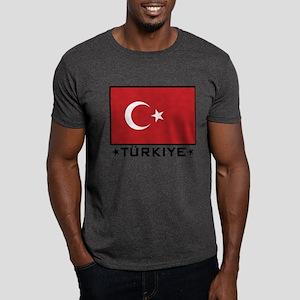 Flag of Turkiye Dark T-Shirt