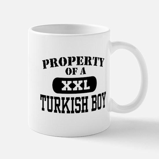 Property of a Turkish Boy Mug