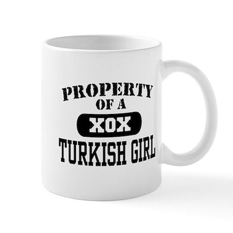 Property of a Turkish Girl Mug