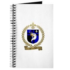 DESROCHES Family Crest Journal