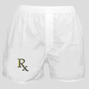 Pharmacy Rx Boxer Shorts