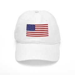 American Flag Cap