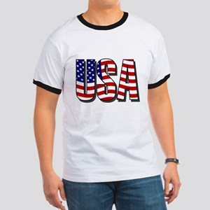 U.S.A. Ringer T