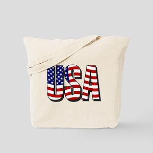 U.S.A. Tote Bag