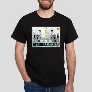 Offshore Oilman Dark T-Shirt