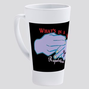 What's in a Name 17 oz Latte Mug