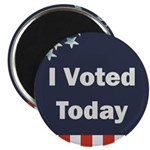 I Voted Today Magnet