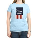 I Voted Today Women's Light T-Shirt