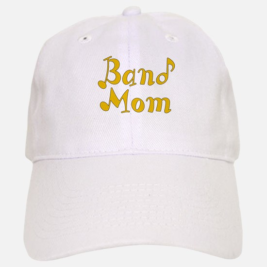 Band Mom 2 Baseball Baseball Cap