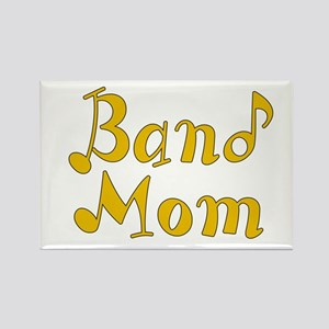 Band Mom 2 Rectangle Magnet