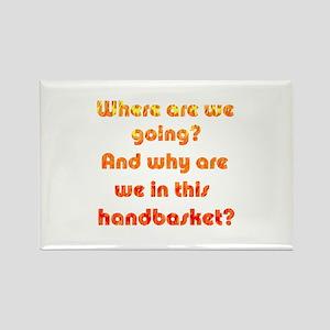 In a Handbasket Magnets