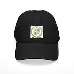 d'ENTREMONT Family Crest Black Cap