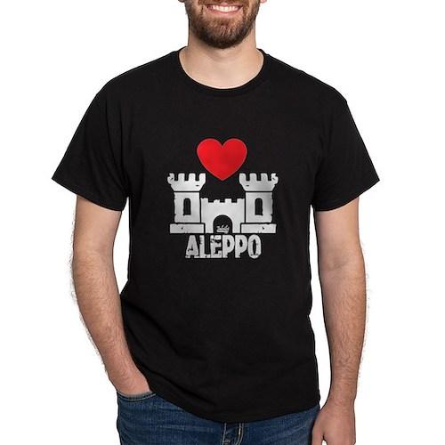 ALEPPO SYRIA T-Shirt