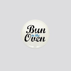 Bun in the Oven Mini Button